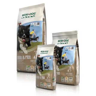BEWI DOG® lamb & rice  0,8kg, 3kg, 12,5kg