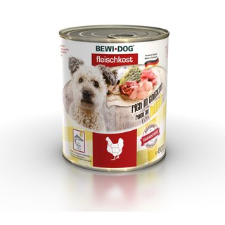 Bewidog Reich an Huhn - Made in Germany